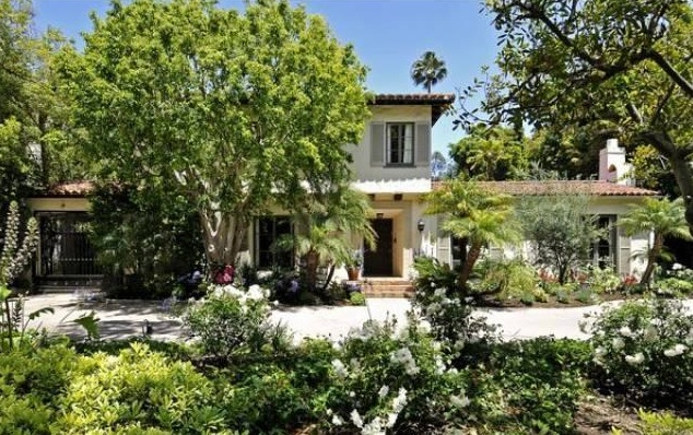 Gene Barry's Longtime L.A. Home Listed