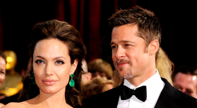 Brangelina Takes Over Nation's Capital