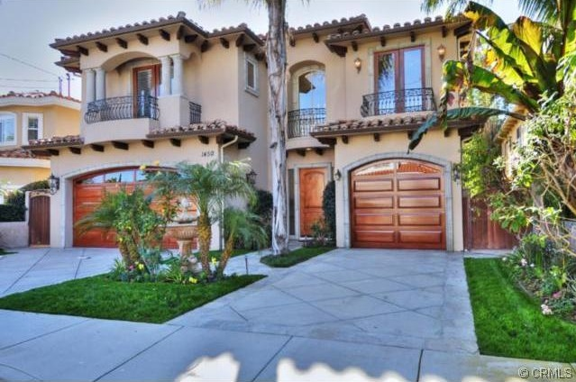 Former Laker Chris Mihm Selling Manhattan Beach Home
