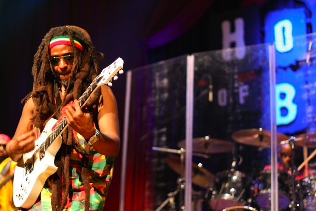 Steel Pulse Light up the House of Blues