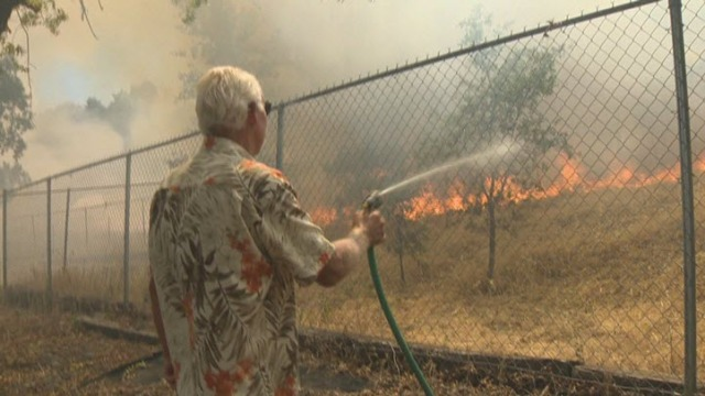 4-Alarm Fire Prompts Evacuations in North Bay