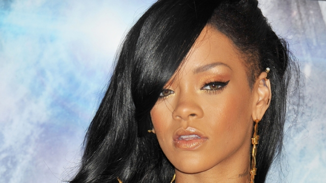 Rihanna's Former Beat-Up Crib Listed