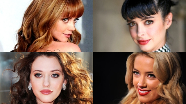 5 Hot Actresses on Fall TV