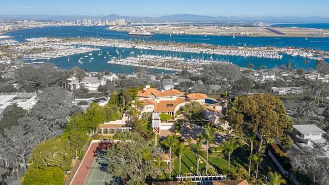 San Diego Has Big Share of Million-Dollar Homes