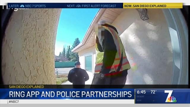 Partnerships Between Police and Doorbell Camera Apps Ignore Public