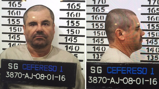 Mexican Drug Lord 'El Chapo' Extradited to US
