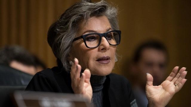 Senator Barbara Boxer Bids Farewell After 24 Years
