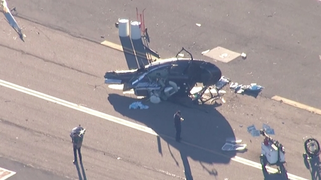 Two Dead in Helicopter Crash at Palomar Airport - NBC 7 San Diego