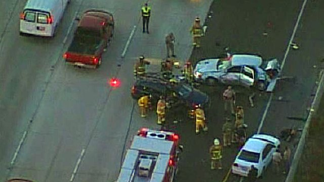 Deadly Crash SR15 at Ocean View Slows Commute
