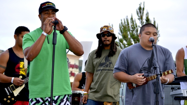Tribal Theory's CD-Release Party