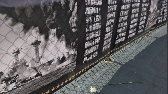 USS Midway Remembers Pearl Harbor