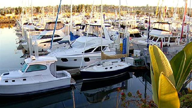 Boat Show Sails Into SD