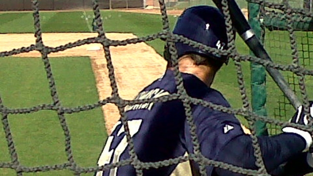 Images: Padres Spring Training