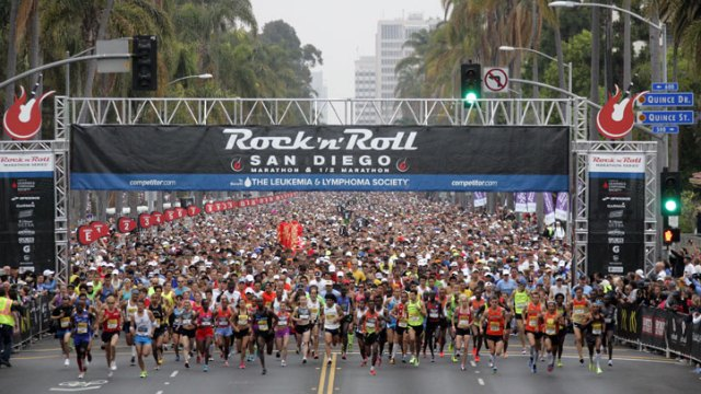 2012 Rock 'n' Roll Marathon