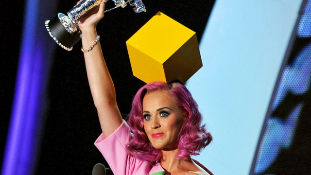 2011 VMAs: Katy Perry Wins Big, Beyonce Makes Exciting Announcement