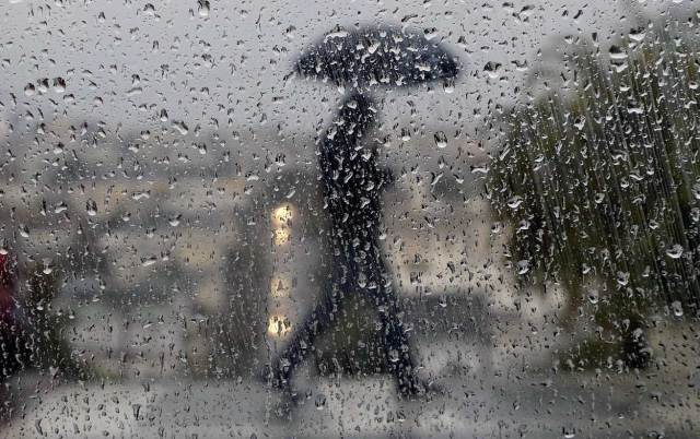 Flash Flood Warning In Effect as Powerful Storm Pummels In