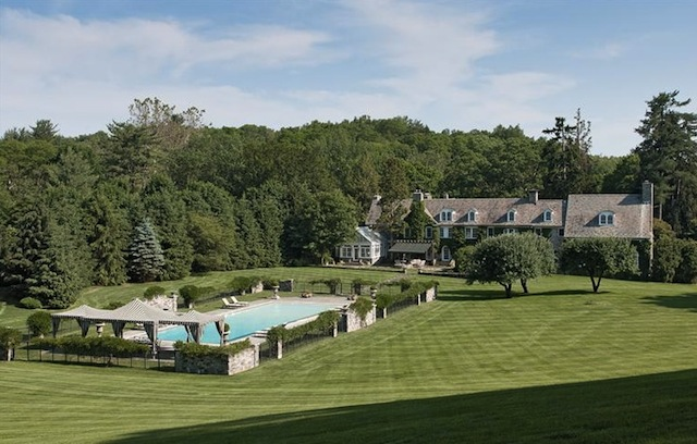 Buy Tommy Mottola's Massive $22M Country Estate