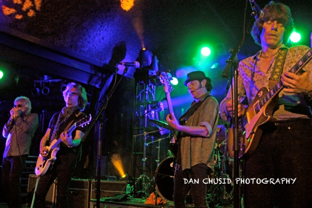 LIVE: The Yardbirds