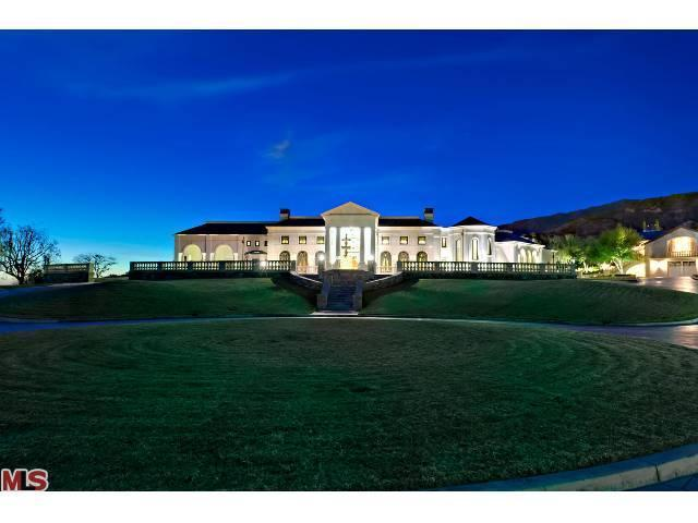 Behind the Doors of a $78.8M Mega-Mansion
