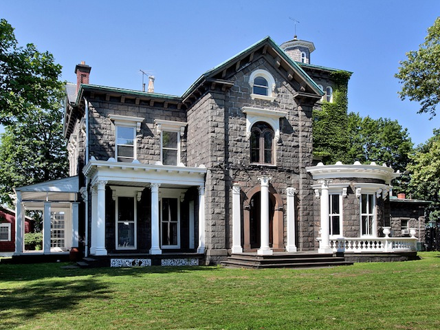 Iconic Steinway Mansion Re-Listed