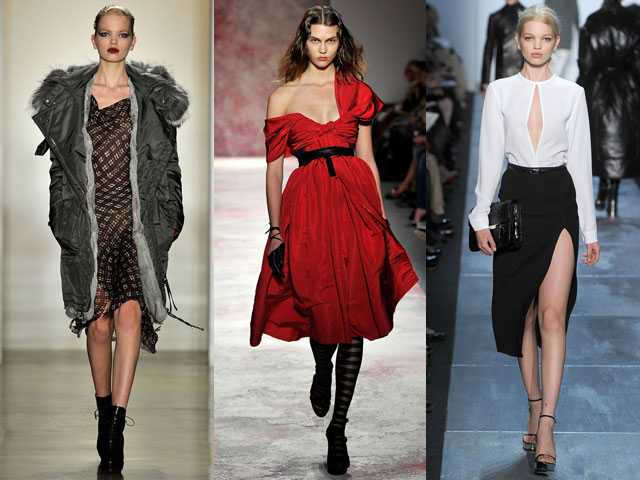 Top Runway Trends from Fall 2011 Fashion Week
