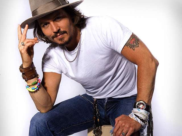 Sexiest Men of 2009: Johnny Depp Tops List