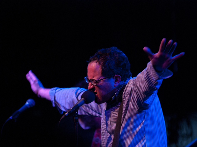 Screen Grabs: The Hold Steady at 4th & B