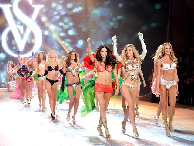 Angels Shine at Victoria's Secret Fashion Show