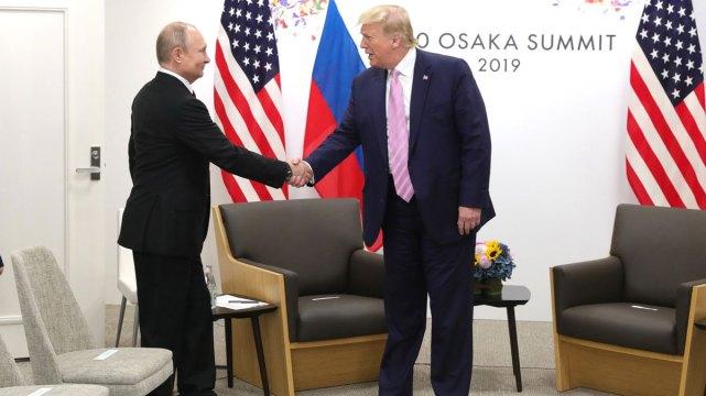 Putin, Orban Poisoned Trump's Views on Ukraine: Diplomat