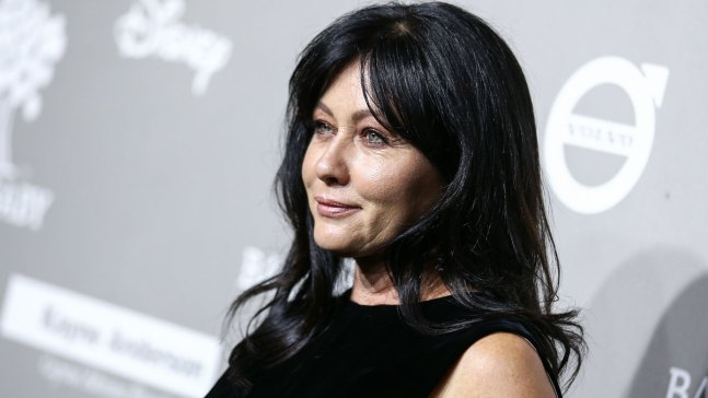 Shannen Doherty in Remission After Breast Cancer Diagnosis