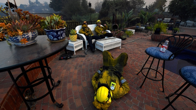 LAFD Says Thanks, But No Thanks to Random Donations