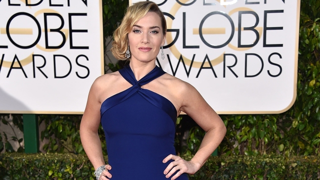 Kate Winslet Speaks Out on Bullying
