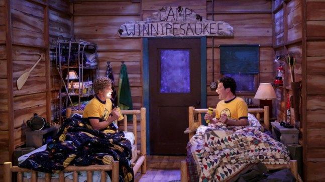 Timberlake, Fallon Go to Summer Camp on 'Tonight'