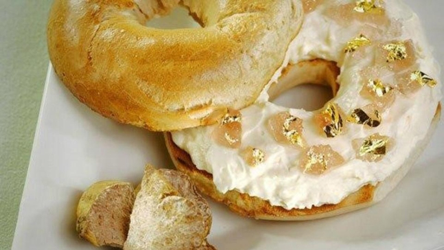 $1,000 Bagel Is Back in New York City