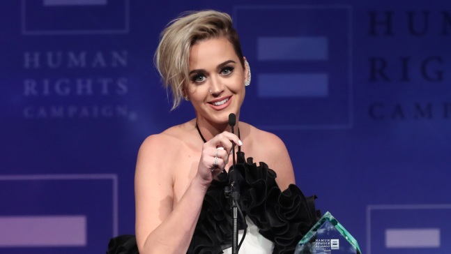 Fulfilling a 'Teenage Dream': Katy Perry to Host MTV VMAs