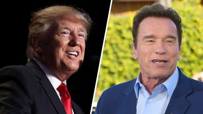 Arnold Schwarzenegger Slams Trump in New Video