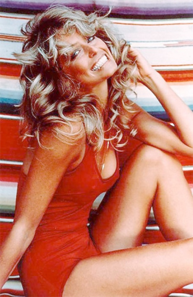 Farrah Fawcett's Red Swimsuit Headed to Smithsonian