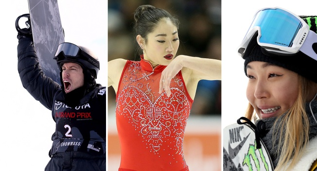 Team USA's Southern California Winter Olympians in Photos