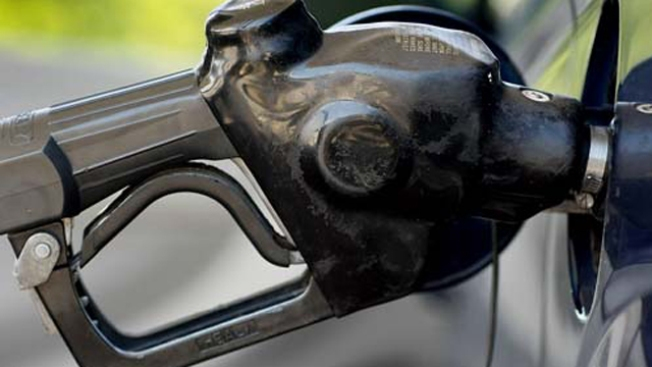 County Gas Prices Creep Up