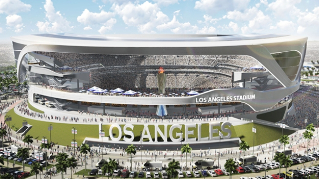 "Carson Mayor On Chargers Stadium Site: ""It's Contaminated Land"""