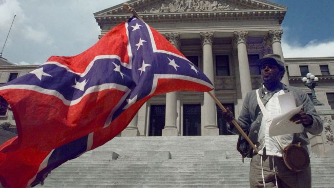 Black Confederate Flag Supporter Dies in Rollover Crash