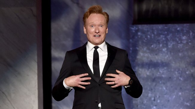 Conan O'Brien's Celebrity Guest Lineup for Comic-Con Shows Revealed