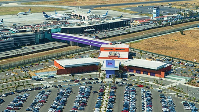Air Travelers Using Key Connection With Cross Border Xpress