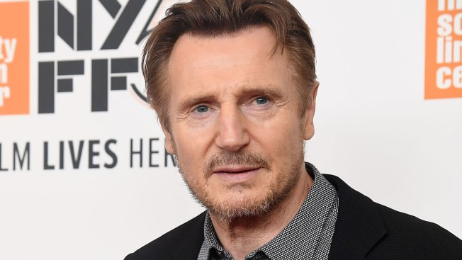 Neeson Says He's Not Racist as He Explains Decades-Old Revenge Fantasy