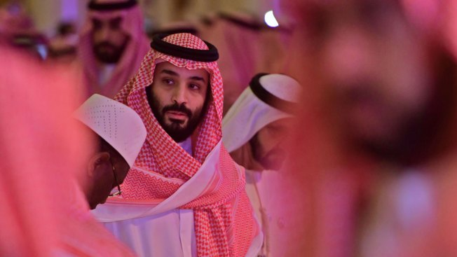 Saudi Crown Prince Calls Khashoggi Killing a 'Heinous' Crime
