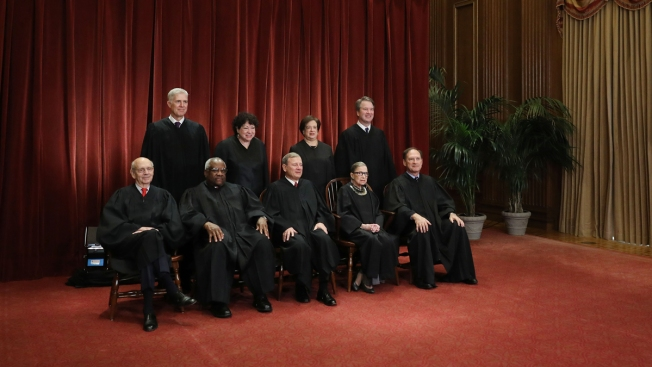 Ginsburg's Absence From Supreme Court Not as Long as Others'