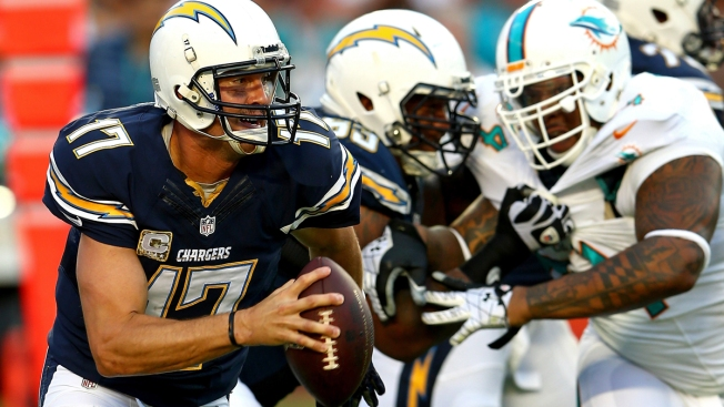 Chargers Lose to Dolphins, 20-16, at Sun Life Stadium