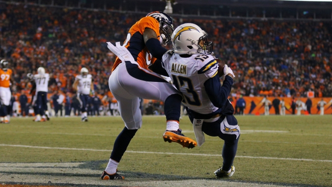 Chargers beat Broncos in Denver and keep playoff hopes alive