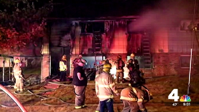Son Tries, Cannot Save Mother from Christmas Day Fire