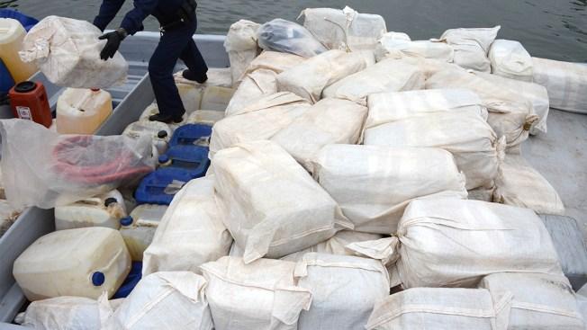 7,600 Pounds of Pot Seized From Panga